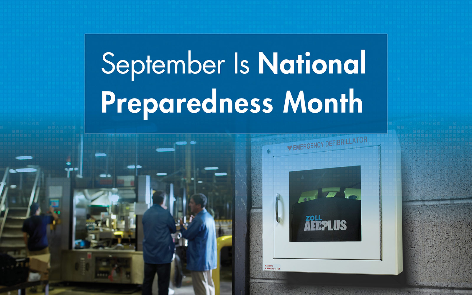 September is National Preparedness Month